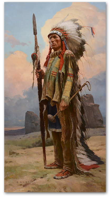 Pride of the Lakota - by Z.S. Liang